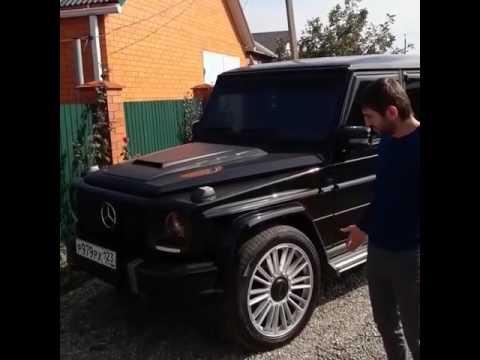 белореченск тюнинг авто