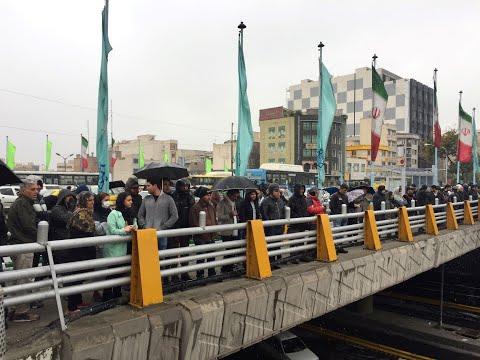 الأمم المتحدة قلقة إزاء تقارير عن عدد كبير من قتلى تظاهرات إيران  - 18:02-2019 / 11 / 19
