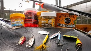 Trout Fishing Tips and Techniques. (2 EASY Trout Fishing Rigs.)