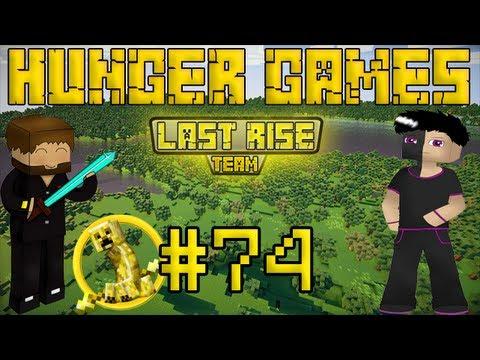 Minecraft Hunger Games #1 - Двое в мегаполисе
