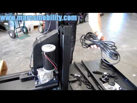 harmar al600 universal hybrid platform lift installation guide on wiring  harnesses