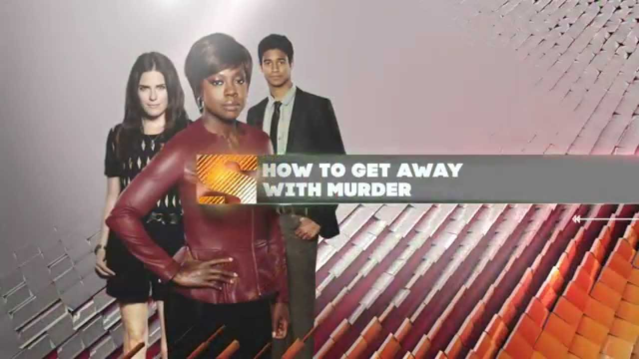 Canal Sony  How To Get Away With Murder  Toda Quinta, às 21h30