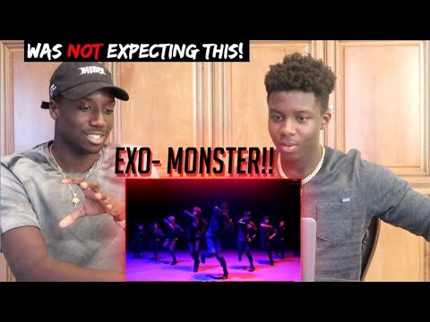 VLOGGERS REACT TO EXO 엑소 'Monster' MV