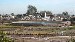 six flags astroworld demolition