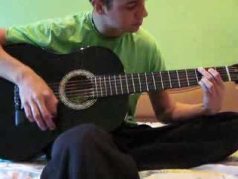 Fire Water Burn Guitar cover by bbn - YouTube