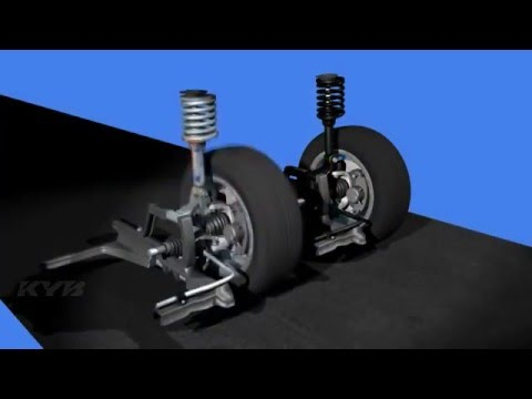 KYB Shocks & Struts — Get Your WOW Back!