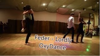 Feder  Lordly génération danses GALA 2018