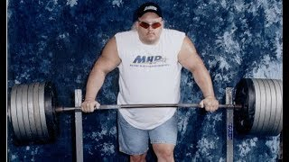 The First 1000lb Bench Press