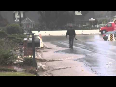 Califórnia é Atingida Por Forte Chuva E Sofre Inundações ? 03/12/2014