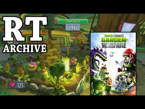 RTGame Archive:  Plants Vs. Zombies: Garden Warfare