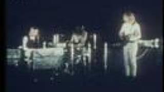Tangerine Dream live in 1971.
