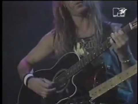 Iron Maiden - Wasting Love Donington 1992 (MTV)