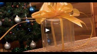 видео Прозрачная пластиковая коробка