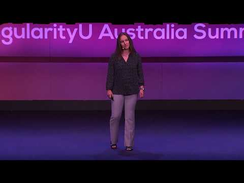 Intro to Blockchain | Mandy Simpson | SingularityU Australia Summit 2018 | Singularity University