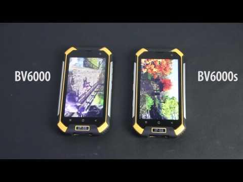 ID Comparison BV6000s VS BV6000
