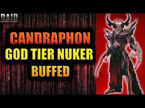 Candraphon   Guide & Champion Spotlight   Rework Patch 2.2   Raid Shadow Legends