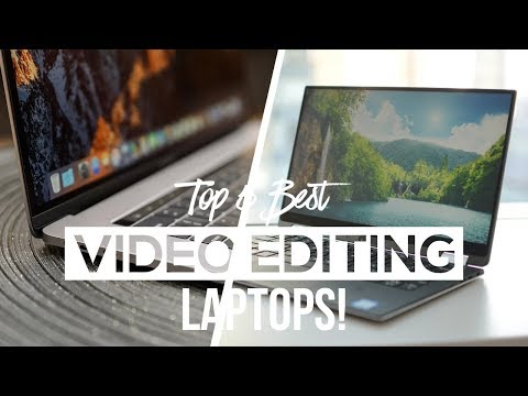 Top 5 Best Laptops For Video Editing 2017!