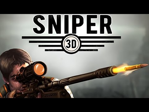 Sniper 3D Kill American Sniper (by MTS Free Games) Android Gameplay [HD]