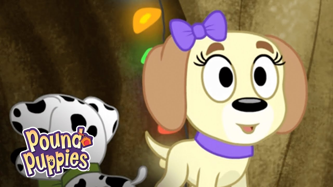 Pound Puppies It s Christmas Eve