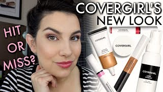 Major image change for CoverGirl! I pulled together a bunch of prod...