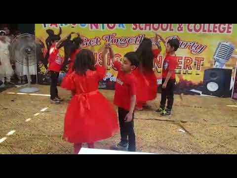 Chlid  performance in Pak junior school .. Ayan Iftikhar Cute CZNS😍Nickname Geeee
