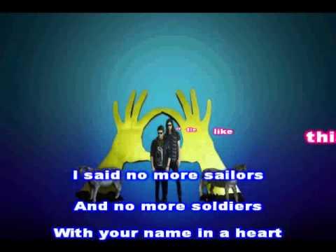 My First Kiss KARAOKE INSTRUMENTAL 3OH!3 feat. Ke$ha