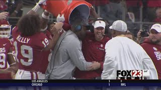 Sooners draw Georgia in College Football Playoff