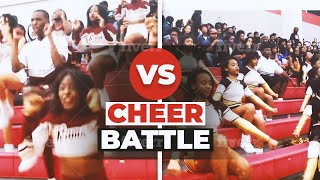 Cheer battle!!! subscribe to this channel to see more!