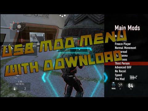 CoD: Advanded Warfare USB Mod Menu TUTORIAL | XBOX 360/XBOX ONE/PS3/PS4 |+DOWNLOAD