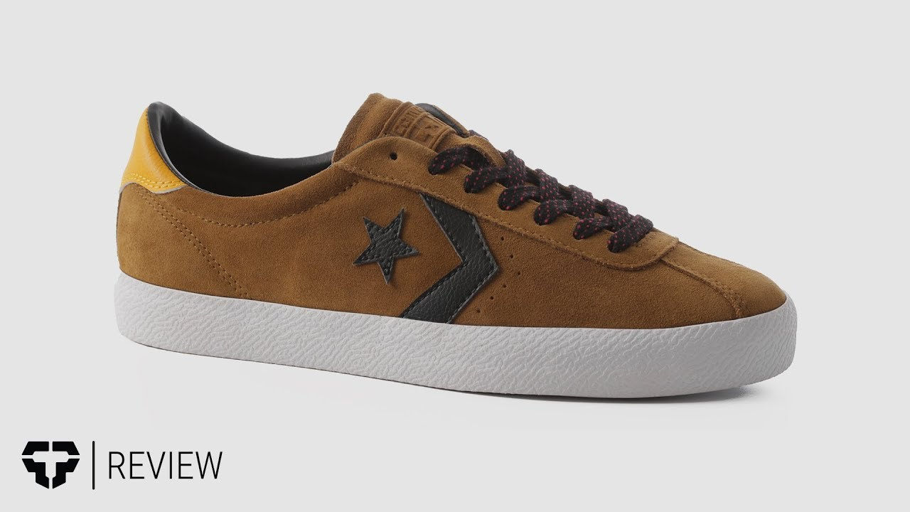 Converse Breakpoint Skate Shoes Review - Tactics.com - YouTube 411f112131