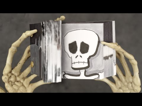 Ghost of John FLIPBOOK