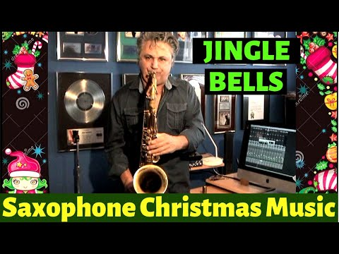 Jingle Bells Saxophone Music by Johnny...