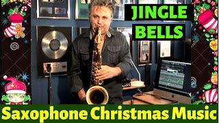 Jingle Bells Saxophone Music by Johnny Ferreira for HowToPlaySaxophone.org