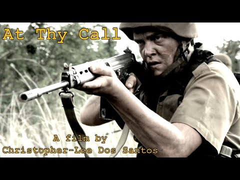 At Thy Call - A Film by Christopher-Lee Dos Santos (SADF Border War Student Film)