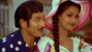 Agniparvatham Movie || Rave English Video Song || Krishna,Vijayashanti