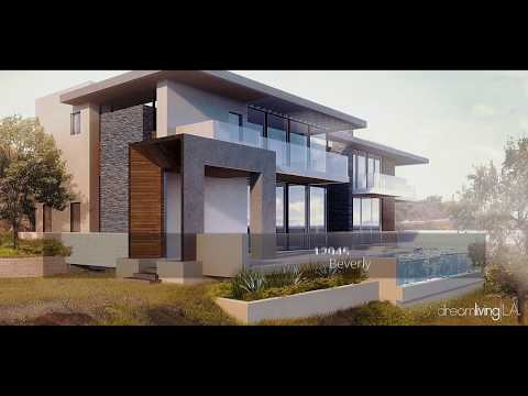 Modern Architectural Masterpiece in Beverly Hills - New Development