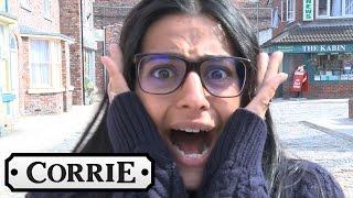 Coronation Street - Corrie Live: Rehearsal Day 2 With Sair Khan