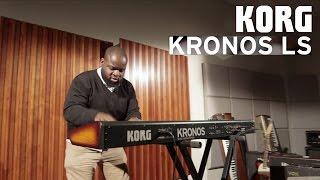 Le clavier KORG KRONOS LS désormais en toucher léger (vidéo de la boite noire)