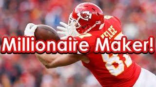 DraftKings Picks Week 3 NFL Millionaire Maker Lineup