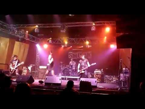 "SHÖCK ""Mar Sin Sal"" Festival Anti-represivo CNT Miranda De Ebro (14-12-19)"