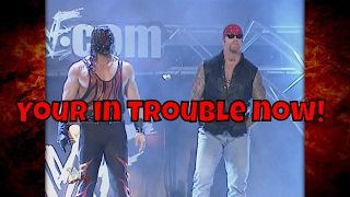 Reaction: The Undertaker & Kane Help Team Extreme from Steve Austin & Triple H Attack 4/16/01