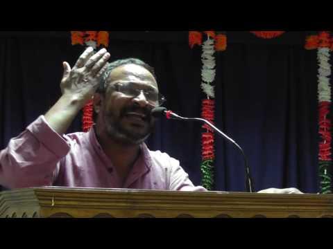 Bezwada Wilson Speech - Bangalore