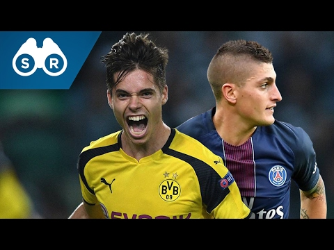 Top 5 Promising Young Playmakers In Europe! | Scout Report