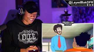 TRASH or PASS! Lil Dicky ft Snoop Dogg ( Professional Rapper ) [REACTION!!]