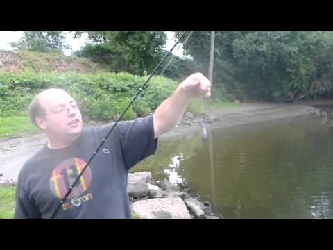 CT River Catfishing Technique