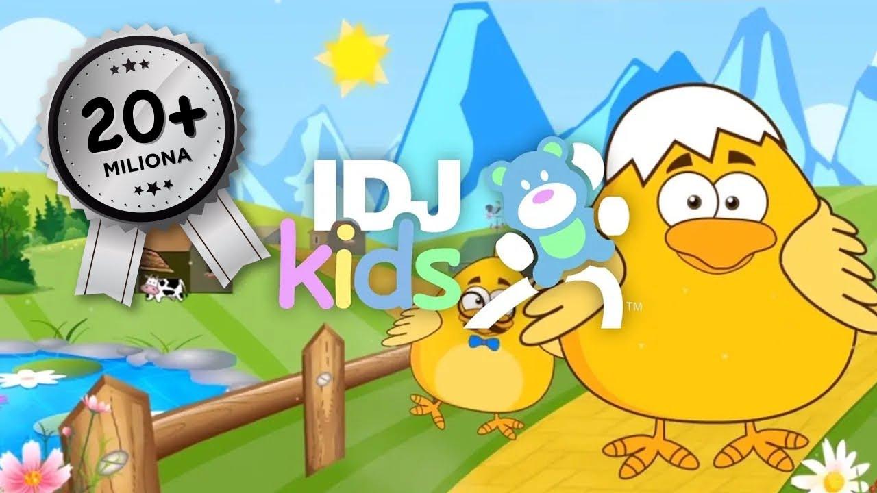 Download IMA JEDNO PILE // NAJLEPSE DECIJE PESME // MIX // @IDJKids