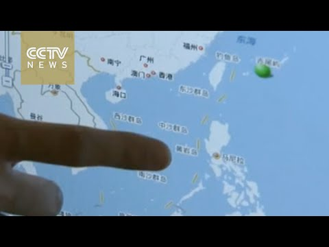China building early warning system in South China Sea