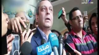 بالفيديو.. بعد حبس نقيب الصحفيين.. أحمد موسي: 'مفيش حد فوق القانون'