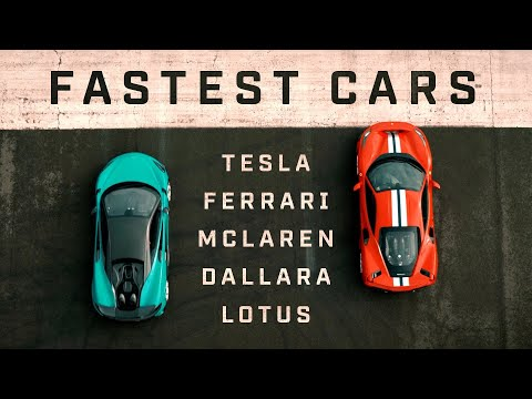 Fastest Cars of