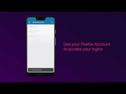 Firefox Lockbox : how it works